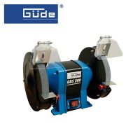 Настолен шмиргел GÜDE GDS 200 / 350W, 200 x 25 mm /
