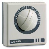 Въздушен термостат CEWAL RQ10 за Инфрачервени нагреватели / 4kV /