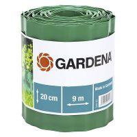 Разделителна лента за трева Gardena, 9 м , 20 см