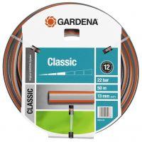 Маркуч Classic Gardena устойчив на налягане / 50 m , 13 mm , 22 bar /