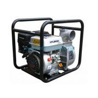 Моторна помпа бензинова Hyundai HY 80 с напор 28 m, дебит 60 m³/h, 5.5к.с. - 3''