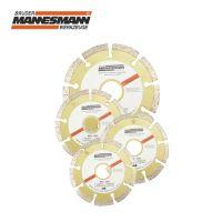 Сегментиран диамантен диск за бетон и др. Mannesmann / ф 230 mm /