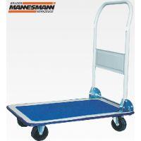 Сгъваема ръчна количка Mannesmann / 720 x 470 мм , 150 кг /