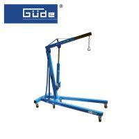 Сгъваем кран-жираф за двигатели GÜDE 24361 / 2000 кг /