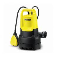 Потопяема помпа за мръсна и чиста вода Karcher SP 3 DIrt / 1 1/4'' , 350 W , воден стълб 7 m /