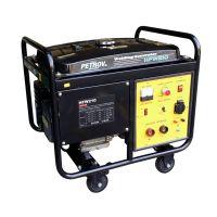 Монофазен бензинов генератор плюс електрожен Grillo Petrov HFW210  / 5000W, 220V /