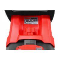 Електрическа дробилка за клони HECHT 624BOX / 2500 W , 40 mm / с 50 л торба