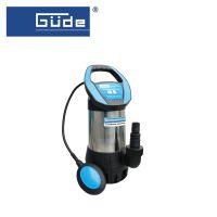 Потопяема помпа за изпомпване на замърсена вода GÜDE GS 7501 I / 8 м напор, 750W, 13.000 л/ч.