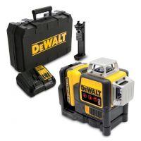 Линеен лазерен нивелир DeWalt DCE089D1R-QW, 30 м, 0.3 мм/м