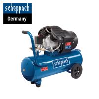 Двуцилиндров компресор Scheppach HC53DC / 2.2 kW , 50 l , 10 bar /