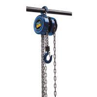 Верижна лебедка Scheppach CB01 / 3000 мм , 1 тон /