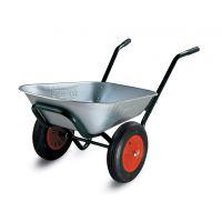 Ръчна количка с две колела Altrad Limex / 80 литра /