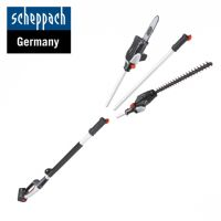 Акумулаторна резачка за клони и храсторез 2 в 1 Scheppach MGT410, 180W / 18 V DC / 1.5 Ah
