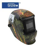 Предпазна маска за заваряване - автоматична GÜDE 16958 / 2 x AAA батерии