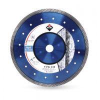 Диск диамантен за сухо рязане на гранитогрес RUBI TVA / 115x22,23 мм /