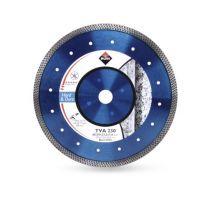 Диск диамантен за сухо рязане на гранитогрес RUBI TVA / 230x22,23 мм /