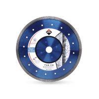 Диск диамантен за сухо рязане на гранитогрес RUBI TVA 125 SUPERPRO / 125x22,23 мм /