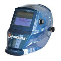 Маска електрожен шлем автоматичен филтър VALBG / 50х110 мм /