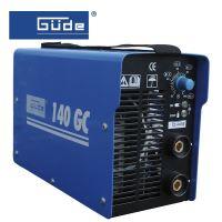 Инверторен електрожен GUDE 140 GC / 4.7 kVa , 20-140 A /
