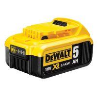 Акумулаторна батерия DeWalt XR 18 V , 5 Ah , литиево-йонна батерия /