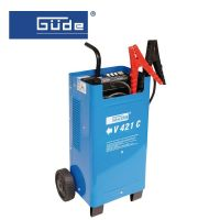 Зарядно стартерно устройство за акумулатори GUDE V 421 C / 8 kW , 12 / 24 V /