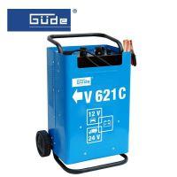 Акумулаторно зарядно GÜDE  V 621 C / 10 kW , 12 / 24 V , 50-70 Amp /