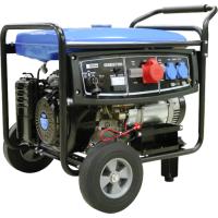 Бензинов трифазен генератор GÜDE GSE 6700 / 9.5 kW /