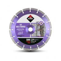Диск диамантен за сухо рязане на бетон и строителни материали RUBI / 125x22.23 mm /