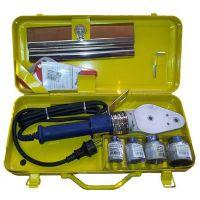 Заваръчен апарат за полипропилен DYTRON POLYS P-4a / плосък нагревател , 850 W , MINI вариант /