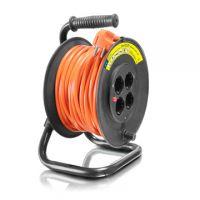 Разклонител - макара с кабел  ERBA 11051 / 25 м. /