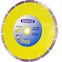 Диамантен диск за бетон и гранитогрес Erba 4411457  /  230мм. х 7мм. х 22,2мм.  /
