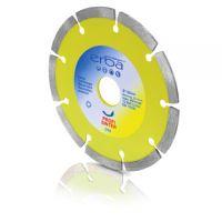Диамантен диск за бетон и гранитогрес Erba 4411538 / 115мм x 7мм x 22,2мм /