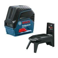 Линеен лазер Bosch GCL 2-15 /стойка RM 1 Professional+статив BT 150 Professional  /