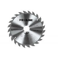 Циркулярен диск за дърво 84202 Proline / 200Х30/20/16 ММ 24T /