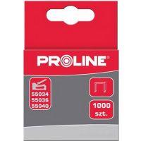 Телчета за такер Proline 55414 / 14 mm. ; 1000 бр. /