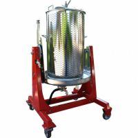 Хидропреса за плодове и грозде / 120 литра /
