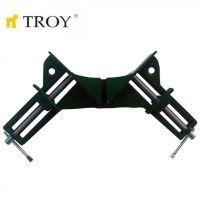 Дърводелска ъглова стяга TROY T 25038 / 0-75mm /