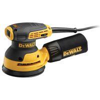 Шлайф ексцентриков DeWALT DWE6423 / 280W, 125 mm