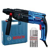 Перфоратор Bosch GBH240 с SDS-plus, 790 W, 2.7 J