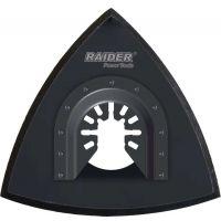 Шлифовъчна плоча за многофункционален инструмент Raider велкро