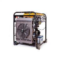Високонапорна центробежна помпа с контролно табло LANDINI FD4К с двигател KUBOTA / 50 напор, 1500 л/мин