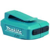 USB адаптор за зареждане Makita ADP05 / 1.3-5.0 Ah , 14.4-18.0 V /