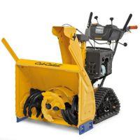 Моторен снегорин самоходен - верижен Cub Cadet 730 HD TDE - ел. стартер /