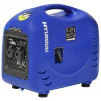 Инверторен мотогенератор HYUNDAI HY3000 SI / НХ 149 - 4 тактов, 2,8 кW, ръчен старт