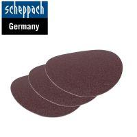 Шлайфащи шайби, за лентов / дисков шлайф BTS700 / Scheppach 7903301701 / 125 мм