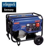 Електрогенератор Scheppach SG6500 / 5.5 kW, 0.54 l/kW-h /