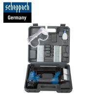 Комплект пневматичен такер Scheppach 7906100715 / 15 - 50 мм / 16 - 40 мм /