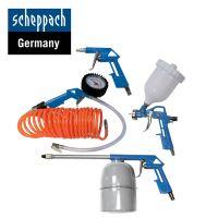 Комплект пневматични накрайници Scheppach 3906101704 / 5 броя