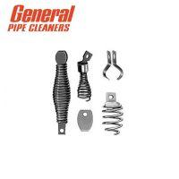 Комплект накрайници за чистач на канали General pipe cleaners HECS / 5 части