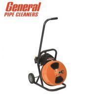 Електрическа машина за почистване на канали Mini Rooter PRO MRP-B / 165 об/мин